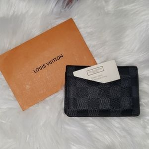 Louis Vuitton card holder used